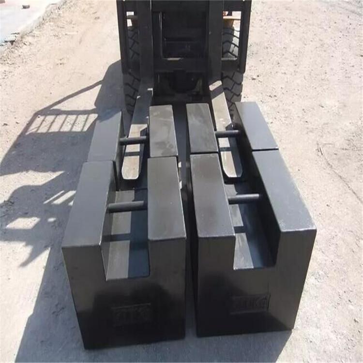 山西2000kg平板砝码多少钱一吨