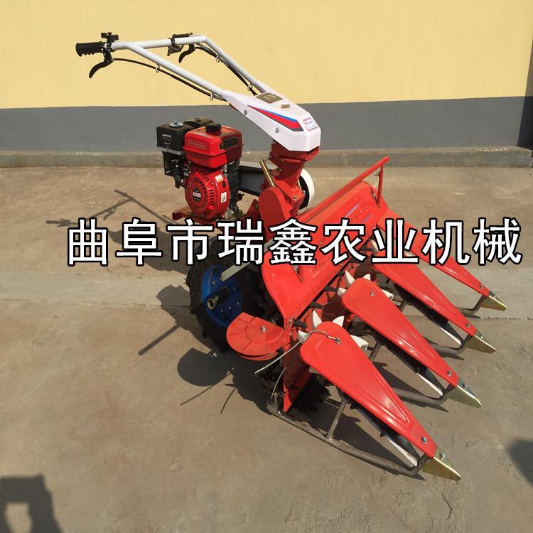哈尔滨宜宾艾草割晒机4G120A型稻麦割晒机