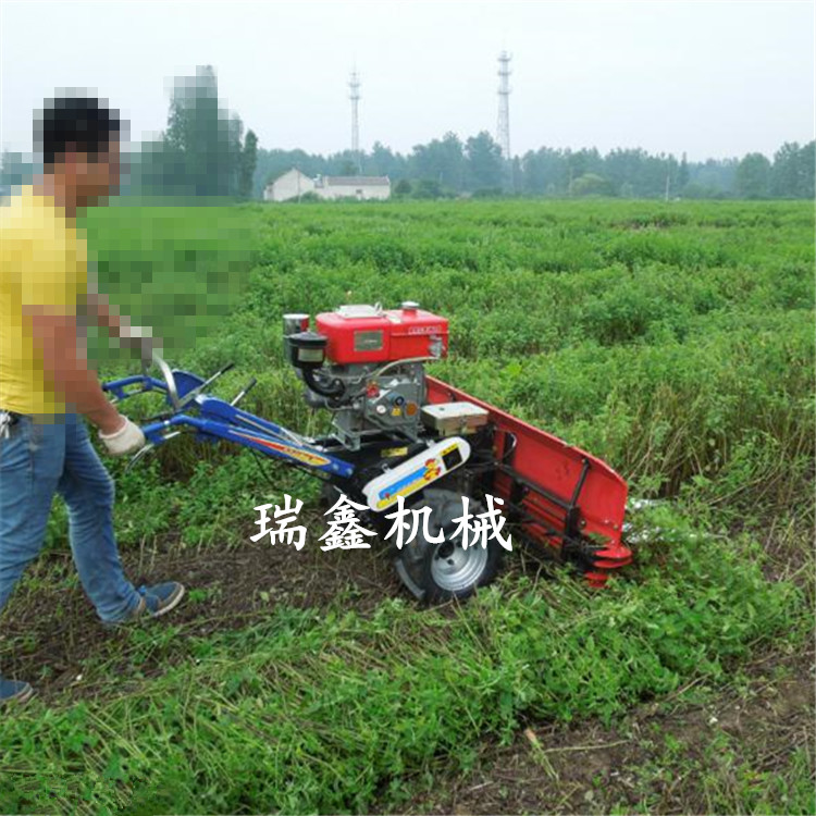 九台沁阳苜蓿方片收割机粳稻晚稻收割机