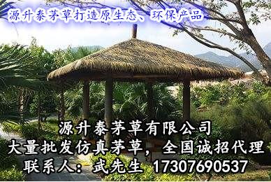 平江县阻燃茅草厂家、天津铝制茅草厂家