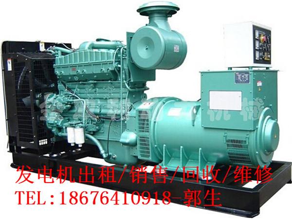 黔南三都县发电机出租400kw发电机租赁