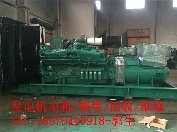 南平邵武发电机出租300KW发电机租赁