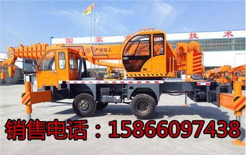 尼木县16吨吊车福田140汽车吊车可分期