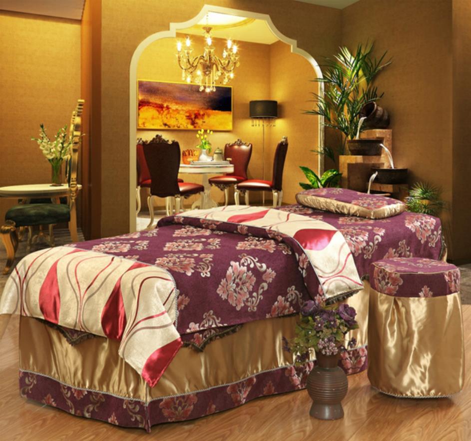 【美容床罩四件套】_美容床罩四件套尺寸有哪些?