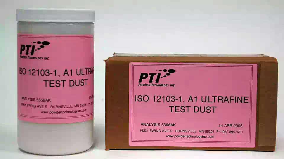 ISO 12103-1 A1精细粉尘 美国PTI原装试验粉尘