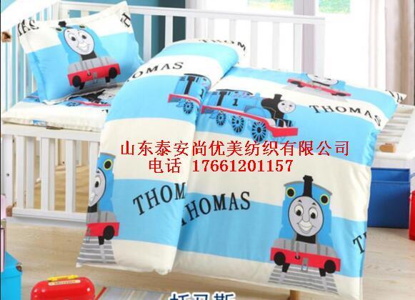 【优质棉、放心被】幼儿园被褥批发 厂家直销 订做批发