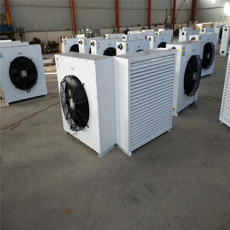山东Q型蒸汽暖风机