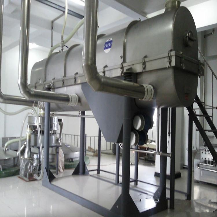 无水硫酸锌节能烘干设备、连续流化床烘干机