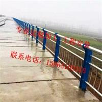 昭通道路防护栏杆-工程安装