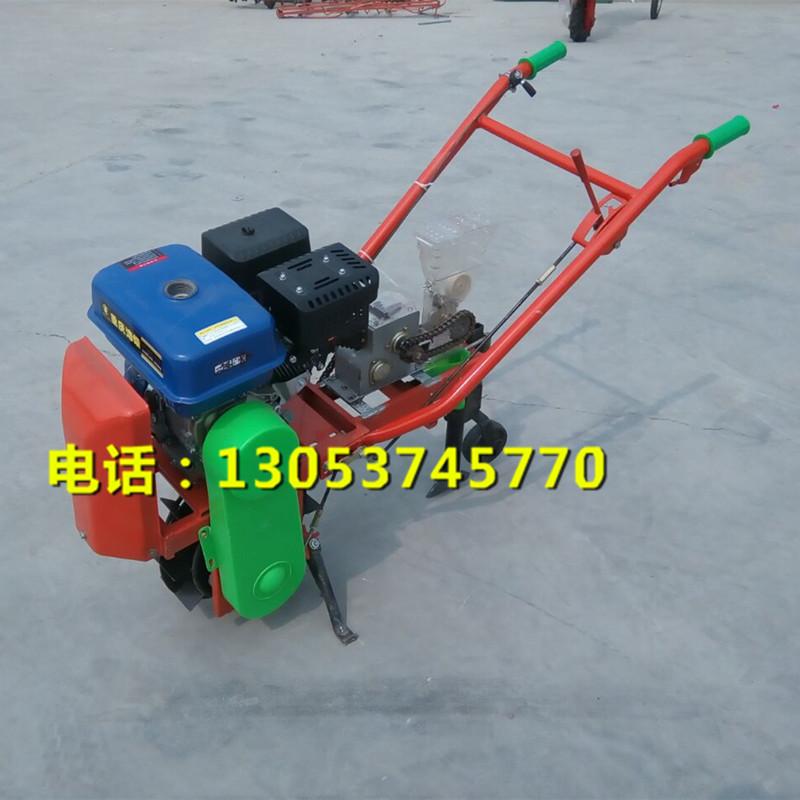 柴油式多功能播种机 高效播种机