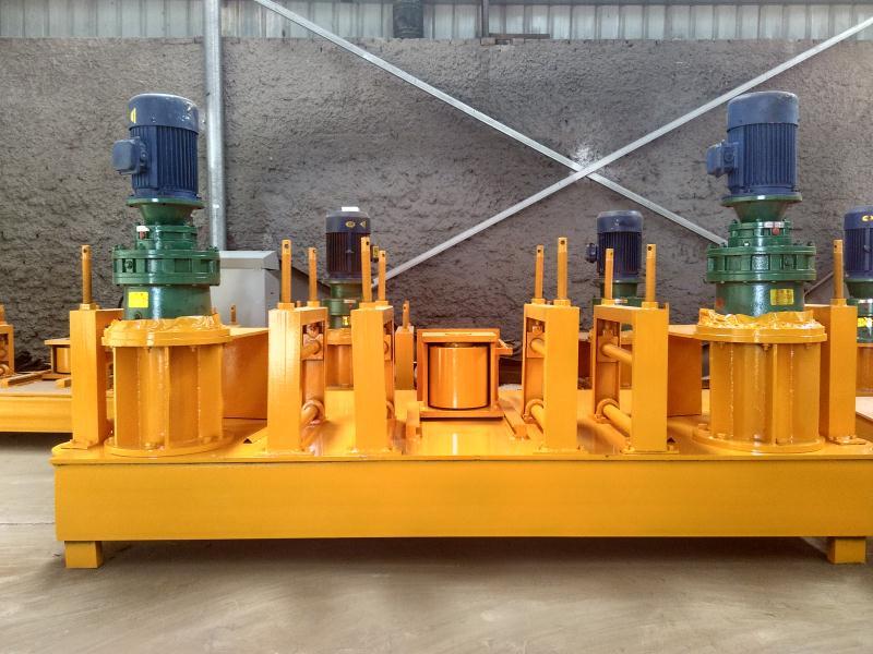 250型数控工字钢冷弯机