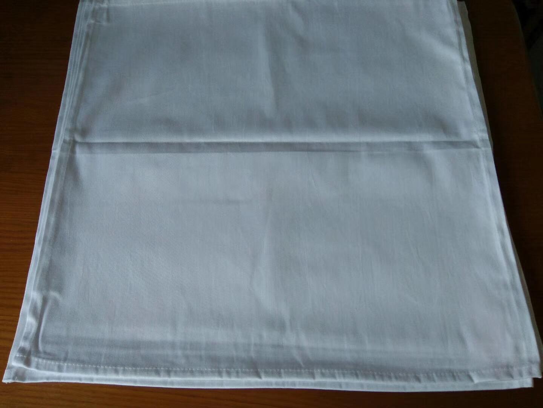 加厚全棉口布酒店西餐厅家用纯棉餐巾布