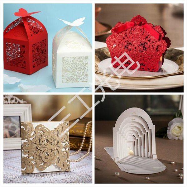 三工激光鲜花包装纸激光镂空雕刻机哪家好、家好经销商