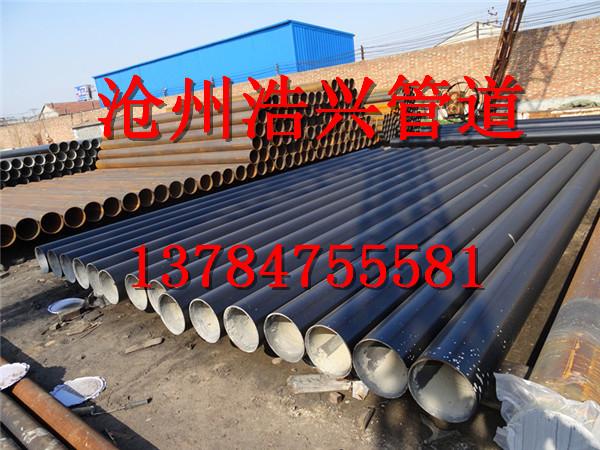 云南水泥砂浆内衬防腐螺旋钢管厂家浩兴管业