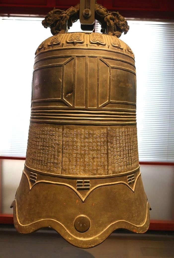 郴州市大型铜钟-7月新报价
