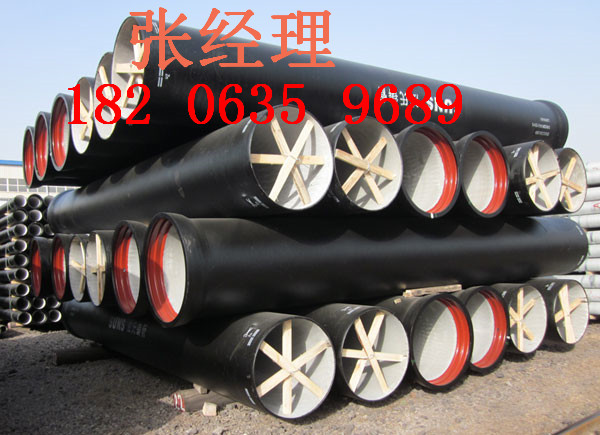 济南国标球墨铸铁管月度评述价格