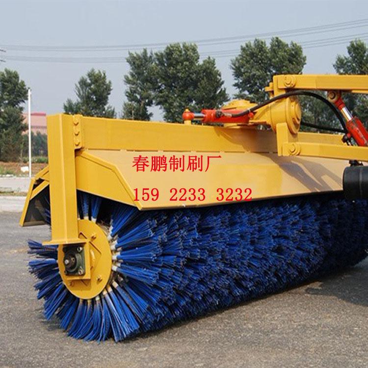 安徽专业生产环卫扫路刷/扫雪刷的厂家,安徽春鹏制刷厂