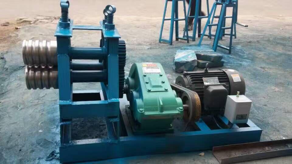 泰顺县卷1618毫米小型电动扁铁卷圆机厂家公司