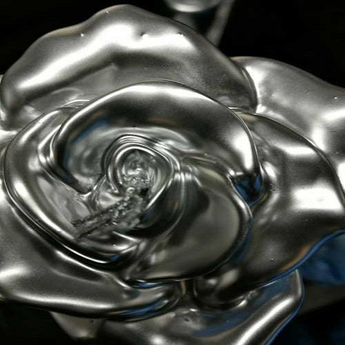 高漂浮水性银浆制造商_高浓度默克珠光浆免费提供样品_湖南省龙跃新材料有限公司