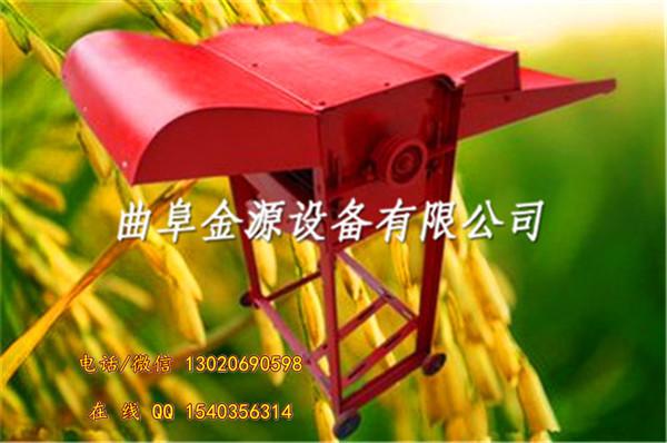 甘肃水稻脱粒机谷子脱粒机械