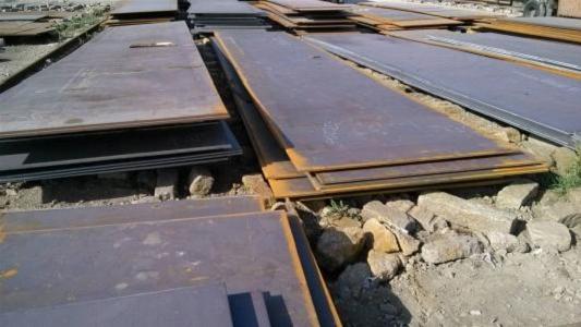 张掖55Si2Mn钢板