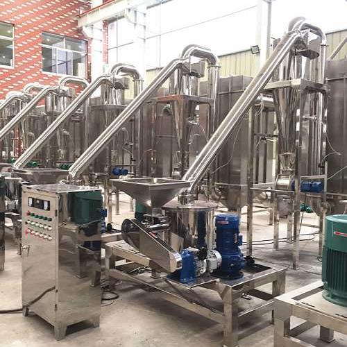 超微粉碎机生产厂家 中草药超微粉碎机生产厂家 江阴市灵灵机械制造有限公司
