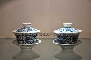 陶瓷茶具定制批发