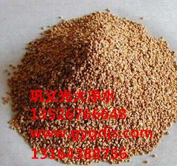 新疆维吾尔自治区阿克苏地区新和县净水用果壳滤料联系我们