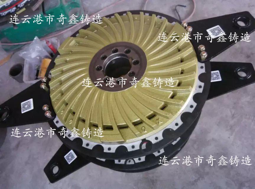 厂家直销 气动离合器TCB600 气动离合制动器 冲床气动离合器