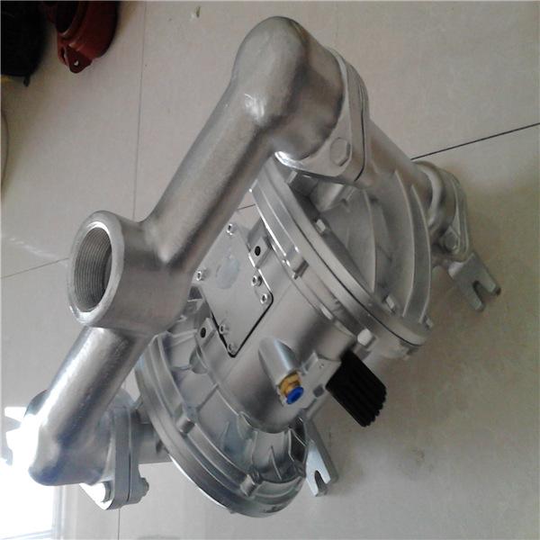 四川达州耐酸碱防腐蚀气动隔膜泵批发商