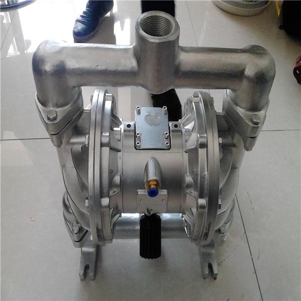 江西抚州矿用风动隔膜泵报价厂家直接供货