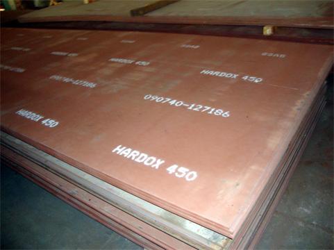 潘集区瑞典悍达600耐磨板厂家批发