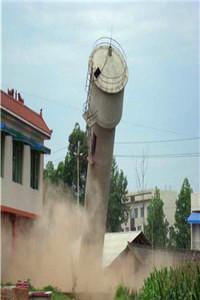 菏泽拆除砖烟筒公司欢迎访问