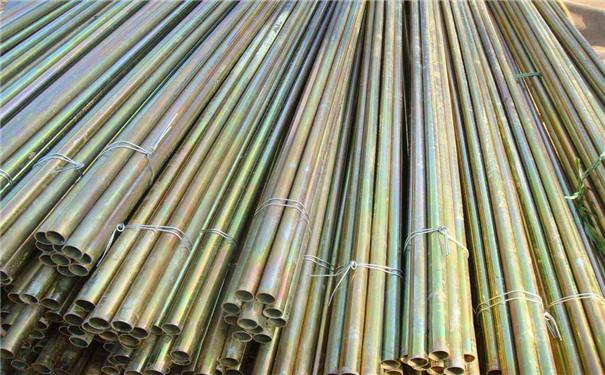 2寸工程建筑JDG镀锌线管一吨多少钱
