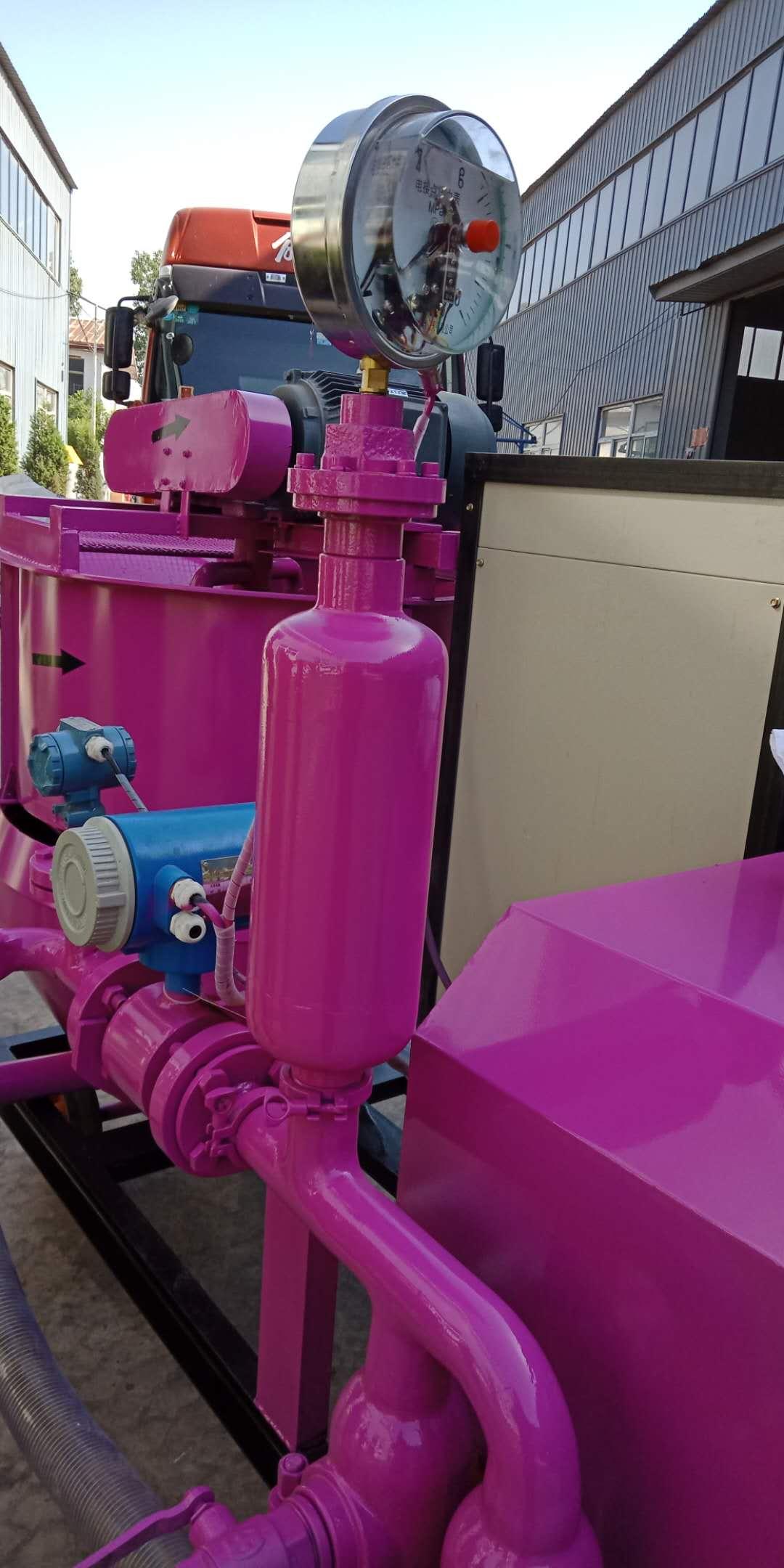 贵州黔西灌浆泵拱顶带模注浆机.长时间工作