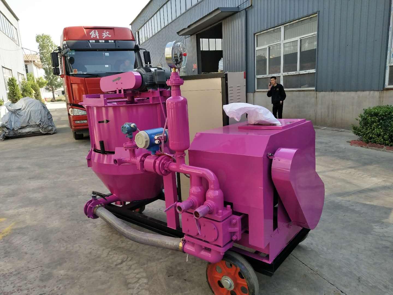云南思茅挤压式灰浆机.自产自销