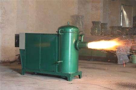 威业纳生物质燃烧机