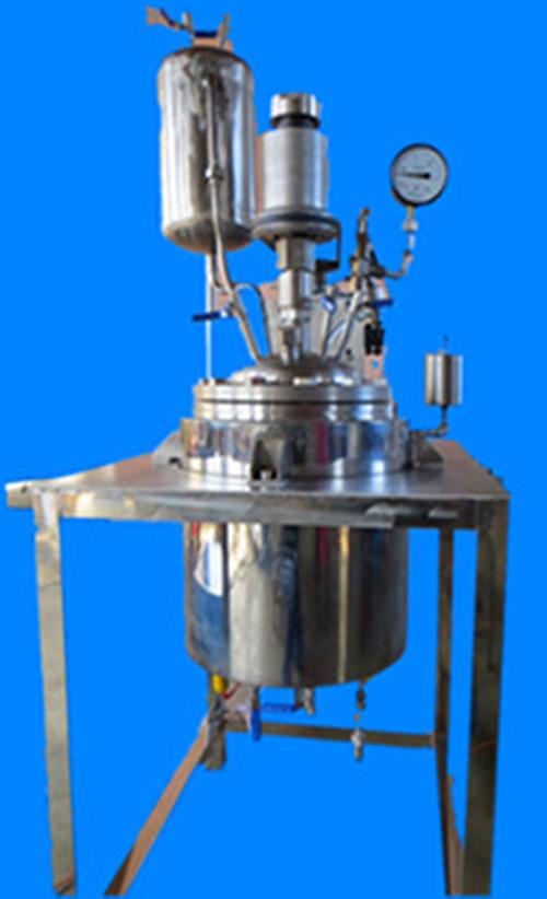 10L不锈钢油浴电加热反应釜