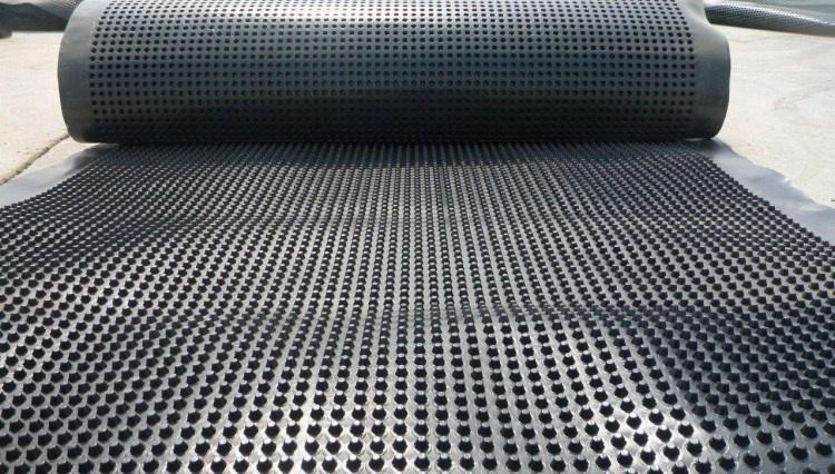 �S家供�����|排水板塑料蓄排水板hdpe��祉�板用排水板