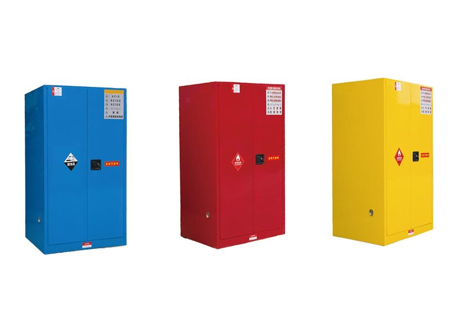 专业供应长沙苏慈工业安全柜30加仑易燃易爆存储柜