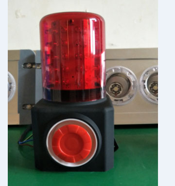安全警示灯海洋王FL4870强磁吸附功能