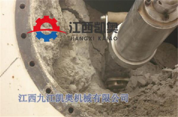 云南楚雄岩石破裂机劈裂机价格图片
