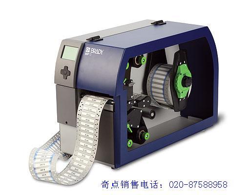 �迪BBP72�p面�峥s套管打印�C