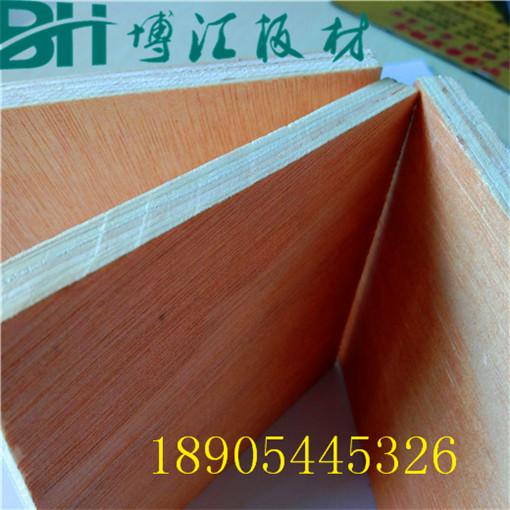 包装木箱板杨木卡板包装木箱板胶合力强不起层博汇胶合板