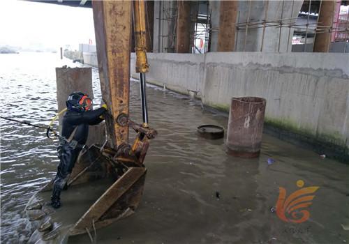 嘉峪关市水下截桩施工单位质量看得见