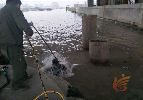 海林市水下切割施工单位特别报道