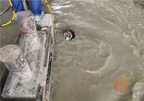 盖州市水下割除施工单位无处不在
