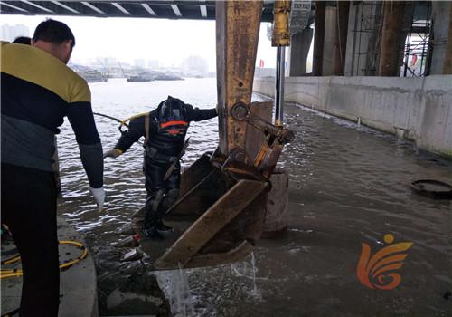 汕头市水下电焊施工单位心