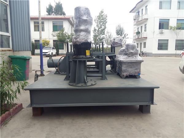 型钢弯弧机江苏扬州219圆管冷弯机