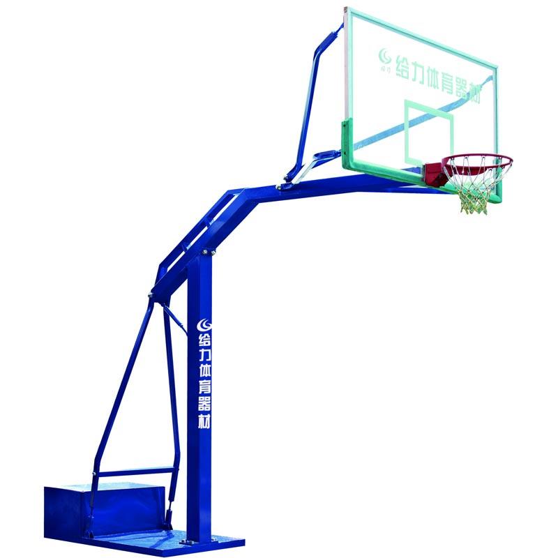 广东省云浮中学移动篮球尺寸